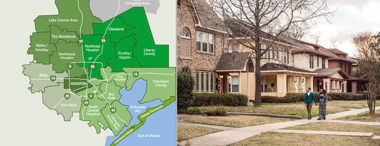 Houston_Map_Homes